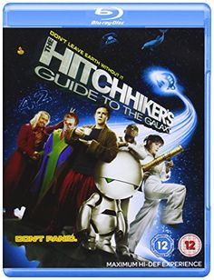 The Hitchhiker's Guide To The Galaxy [Blu-ray] Disney…