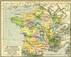 France anciennes provinces 1789 - Kingdom of France - Wikipedia