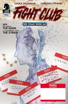 Check out Free Comic Book Day 2015: Fight Club on @comixology