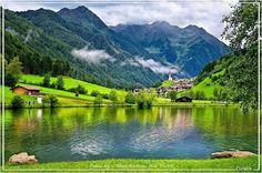 Selva dei Molini (Mühlwald) - Italia.