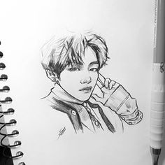 Jimothy 💁‍♀️ I am posting not at this can't be real Kpop Fanart, Kpop Drawings, Art Drawings Sketches, Fan Art, Art Du Croquis, Taehyung Fanart, Bts Taehyung, Sketch Painting, Anime Sketch