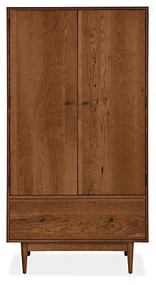 Grove Modern Armoires - Modern Armoires - Modern Bedroom Furniture - Room & Board