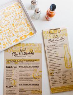 Chick-a-Biddy - Local Atlanta restaurant menu. Fresh and fun.