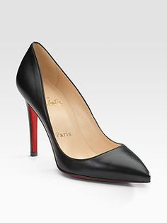 Every girls needs some red bottoms!