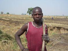 Nigerian Farmer