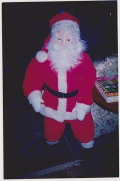 Papai Noel articulado