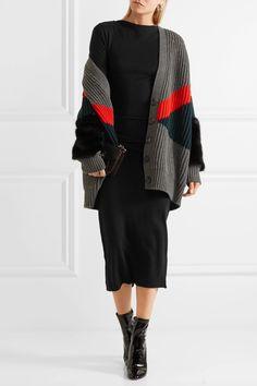 BY MALENE BIRGER Kisentan stretch-jersey midi dress  $375.00 https://www.net-a-porter.com/product/751293