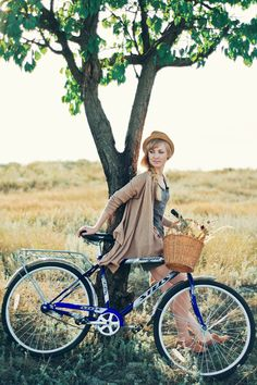 countryside cycle chic