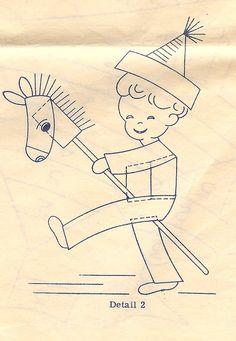 All sizes | Bias tape stick pony | Flickr - Photo Sharing!