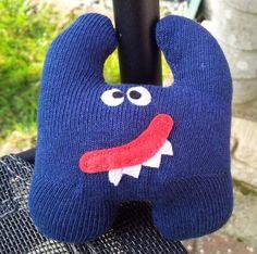 Sock monster.