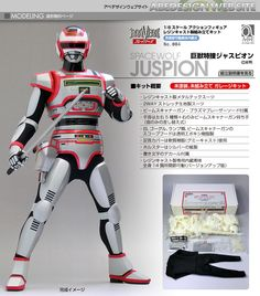jaspion-kit