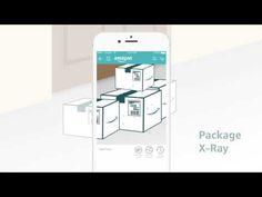 Descubre lo que hay en tus paquetes con los Rayos X de la app de Amazon - http://www.actualidadiphone.com/descubr/