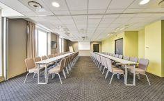 Park&Suites Elégance Le Bourget Blanc Mesnil*** - Salle de Séminaire #lebourget #apparthotel #hotel  #salledeseminaire www.parkandsuites.com/fr/appart-hotel-le-bourget-blanc-mesnil