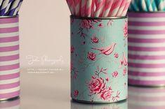 Nicest Things - Food, Interior, DIY: DIY Pen Pots