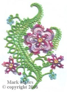 Over 300 Free Tatting Patterns and Projects, How To Tatting Guides