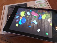 Das Gadget des Monats II : Das Acer Iconia A1 - 810 Android Tablet | Der Preis - Leistungs - Tablet - Knaller ! - Atomlabor Wuppertal Blog