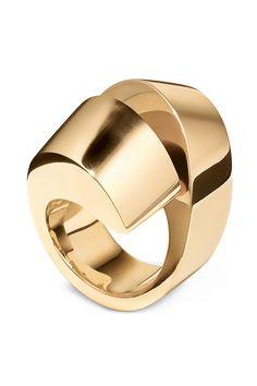 Style is golden. #Vhernier