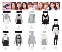 """""""TWICE - TT❤️"""" by mabel-2310 ❤ liked on Polyvore featuring Finders Keepers, Base Range, Prabal Gurung, Isabel Marant, TIBI, Boohoo, See by Chloé, T By Alexander Wang, Maticevski and Kenzo"""
