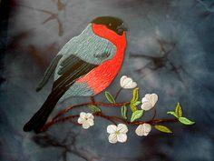 Ruth Norbury: Bullfinch