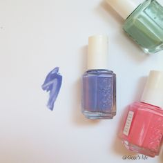 Gege's life: 5 Best nail polish for summer  #Using_My_Maiden_Name #essie
