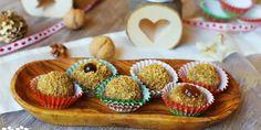 "Medové guľky ""ála"" Marlenka - Tinkine recepty Mini Cupcakes, Christmas Cookies, Biscuits, Muffin, Sweets, Breakfast, Desserts, Food, Zdravo"