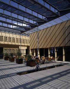 Gemeindezentrum Ludesch , Fotograph Bruno Klomfar
