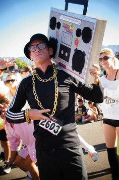 1000 images about running costumes awesome 80s run on