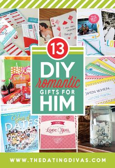 Anniversary gift ideas for him handmade christmas
