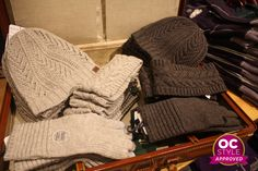 Cute and cozy knits - Oshawa Centre Style Approved by Life Runway - Find it at Roots Fingerless Gloves, Arm Warmers, Knits, Real Life, Centre, Runway, Cozy, Knitting, Style