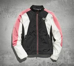Women's Savannah Casual Jacket. Find it at St. Croix Harley-Davidson! 715-246-2959