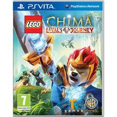 PS Vita - Lego Legends Of Chima: Laval's Journey