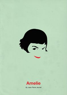 Galería de posters de películas rediseñados de forma creativa