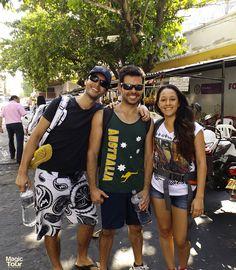 Rafael, Sebastien & Maria #Lostcitytrek #Nature #Adventures #Cultures #Travellers #Welovetravel