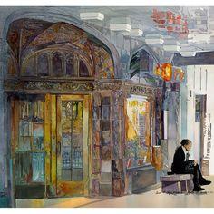 Ed Sullivan Theater - John Salminen