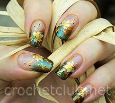 nail designs for fall | Осень в городе, за окном пасмурные ...