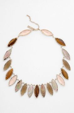 Kendra Scott 'Island Escapade - Nalin' Collar Necklace available at #Nordstrom