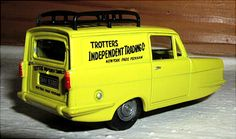 "Corgi model car from ""Only Fools and Horses"". Only Fools And Horses, Horse Cake, Model Car, The Fool, Cake Ideas, Travelling, Corgi, Cakes, Tv"