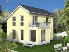 Hausbau modern satteldach  Pultdach - #Einfamilienhaus von HOGAF Hausbau GmbH | HausXXL ...
