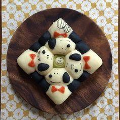アレンジちぎりパンが大ブーム♡インスタで見つけた真似したくなるほど可愛い!ちぎりパンをご紹介!♡の画像   mama Jocee