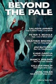 Beyond the Pale: A fantasy Anthology edited by Henry Herz - Hezzi-D's Books and Cooks