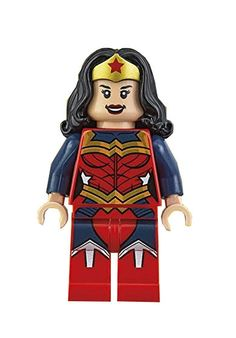 Minifigures 19001: Lego Dc Super Heroes - Exclusive Wonder Woman - Collectible Mini Figure -> BUY IT NOW ONLY: $37.95 on eBay!