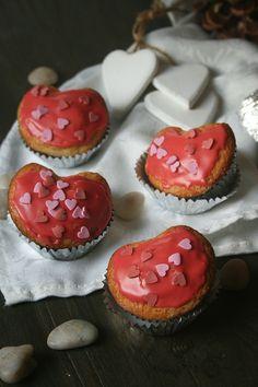 Muffins coeur au citron et noix de coco 1