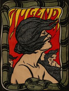 From Jugend, 1897.
