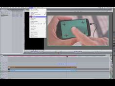 Tutorial: Tracking - Dealing with Foreground Obstructions - Part 2 - Fin...