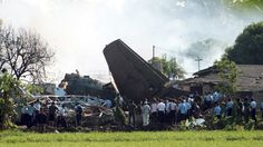 Indonesian plane crashes in capital, nine killed | CTV News