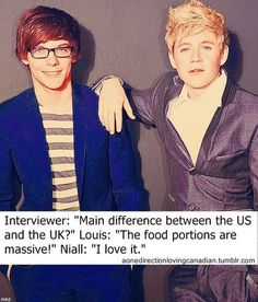 Photo of 1D's Quotes♥ for fans of One Direction.