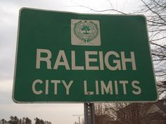 """Just in case anyone has a hard time remember, THIS is how you spell """"Raleigh's"""" name.  It is not spelled """"Rally"""" or """"Rolly"""".  Got it?  Good :)"""
