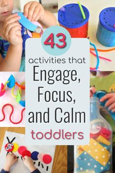 43 Quiet Time Activities for 2 Year Olds – How Wee Learn 43 Quiet Time Activities for 2 Year Olds – How Wee Learn,Children's Education Helping toddlers learn to calm their little bodies and. Toddler Fine Motor Activities, 4 Year Old Activities, Crafts For 2 Year Olds, Quiet Time Activities, Calming Activities, Creative Activities For Kids, Kids Learning Activities, Infant Activities, Educational Activities
