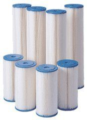 Harmsco HB201W 1 Micron 20 BB Pleated Filter Cartridge -- To view further for this item, visit the image link.  This link participates in Amazon Service LLC Associates Program, a program designed to let participant earn advertising fees by advertising and linking to Amazon.com.