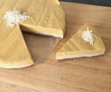 Recipe Raw Mango Cheesecake   Thermomix Gluten Free Recipe Competition   #glutenfree #thermomix